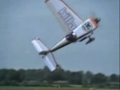 The most extreme stunt landing forever